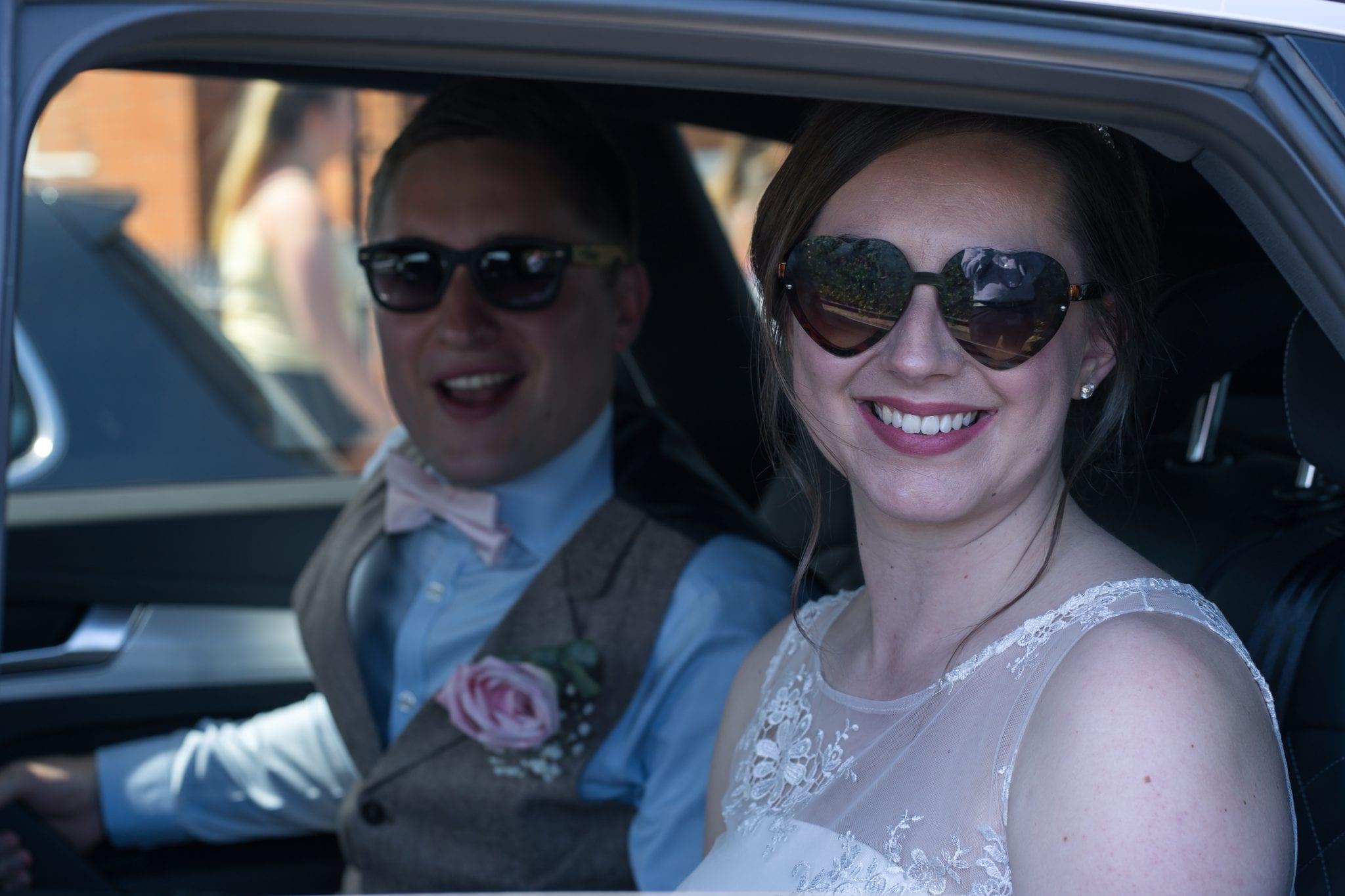 Wedding Day - Couple