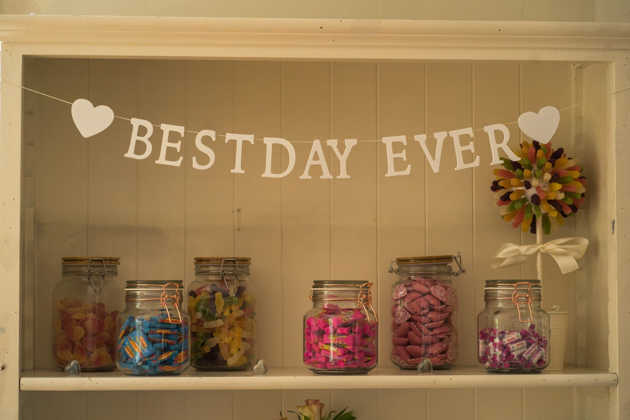 Wedding Decor - Best Day Ever
