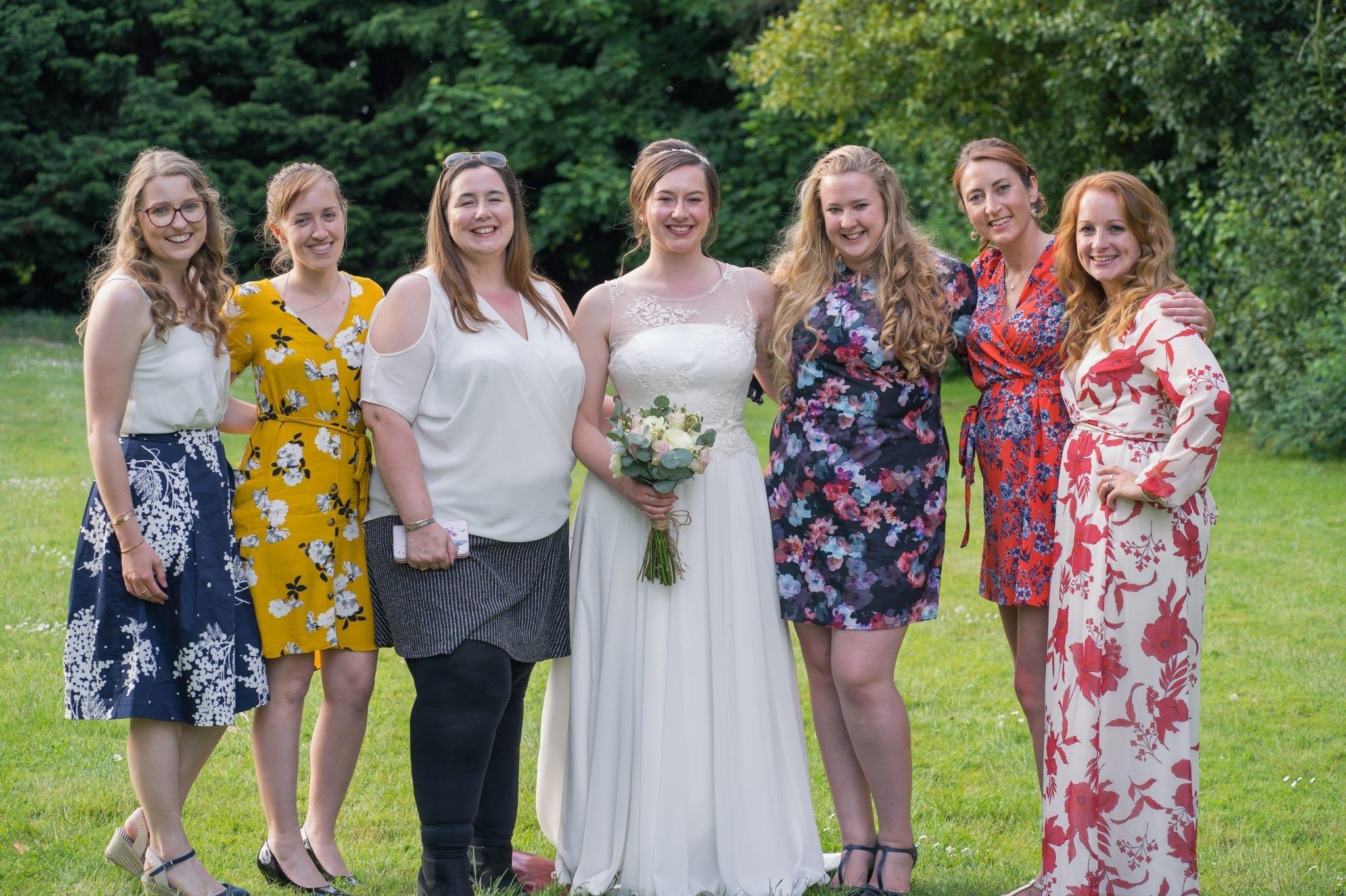 Wedding Photography - Group Portrait