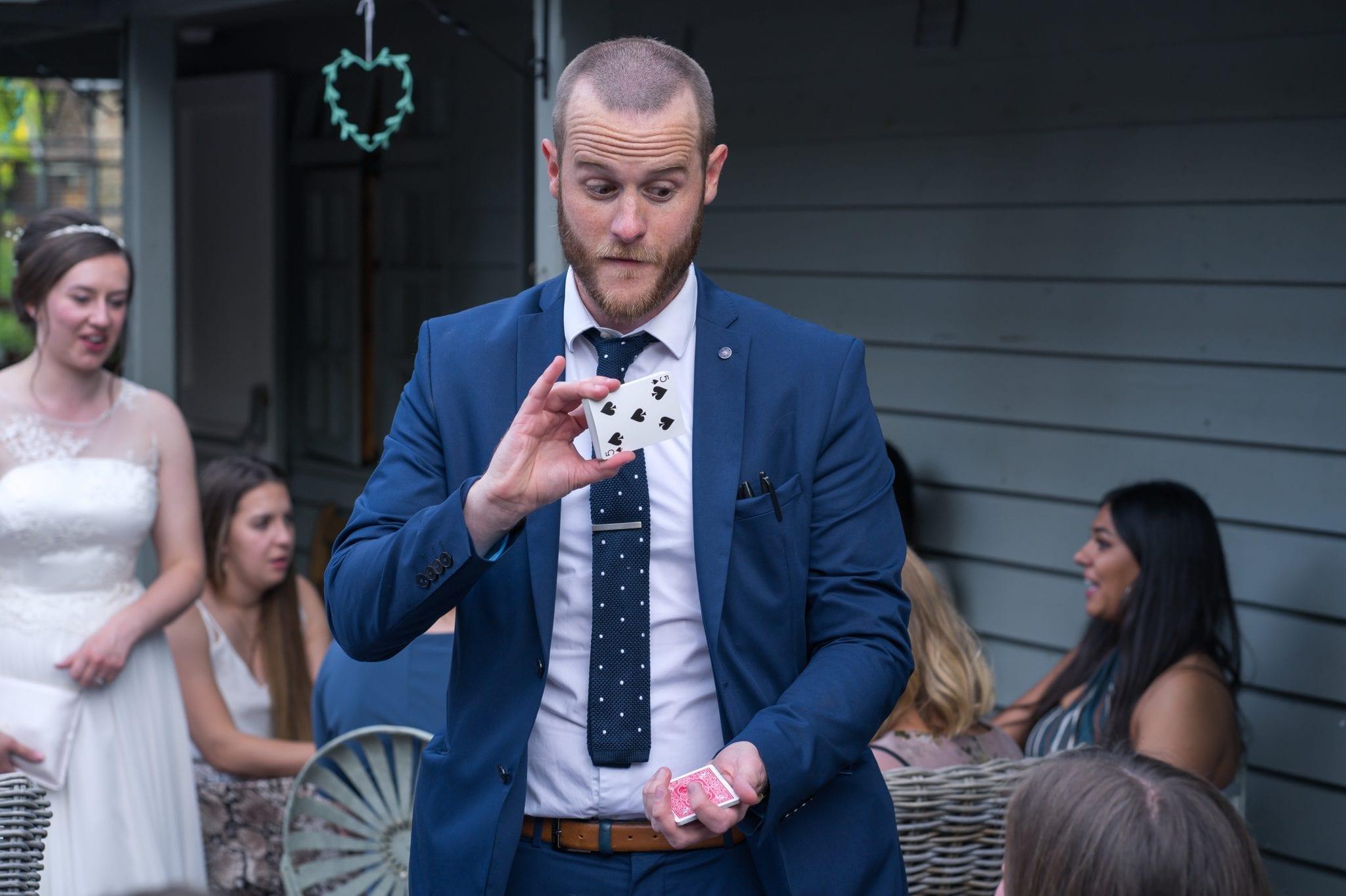 Wedding Photography, Magician Photos
