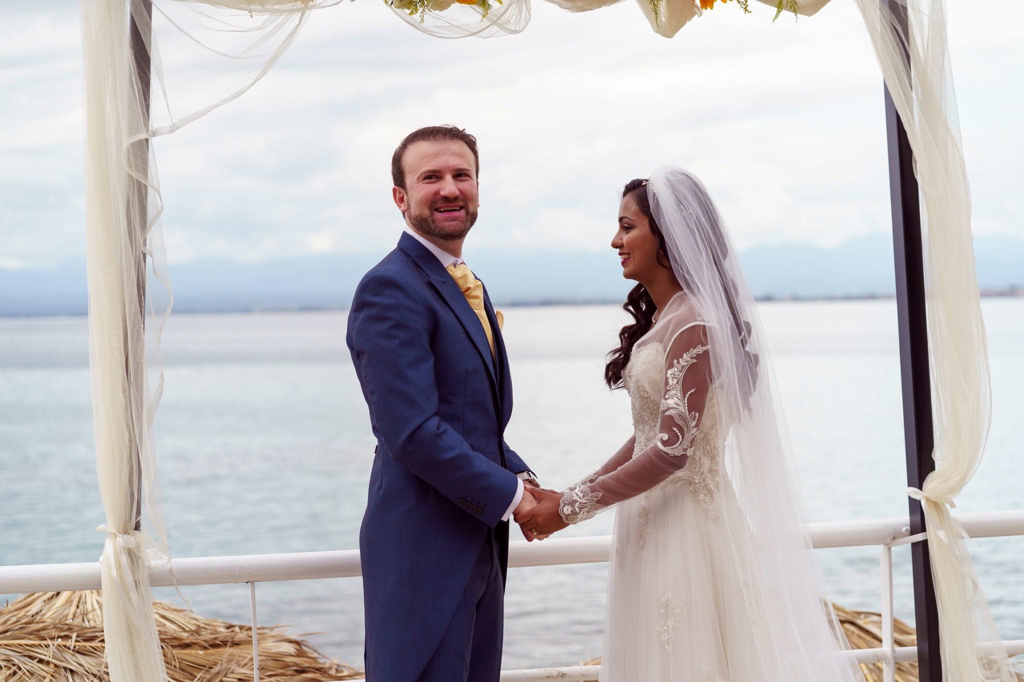 Destination Wedding Photography - Greece