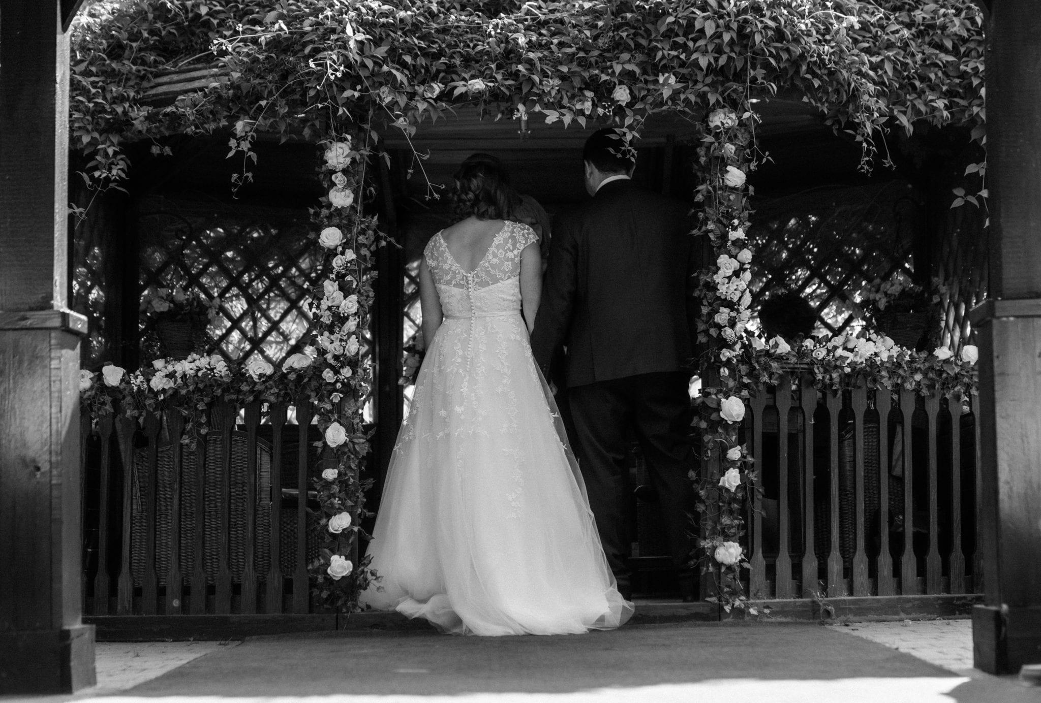 Documentary Wedding Photography - Couple