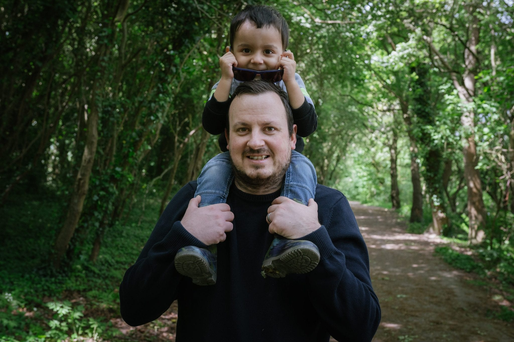 Family Photoshoot - Father & Son