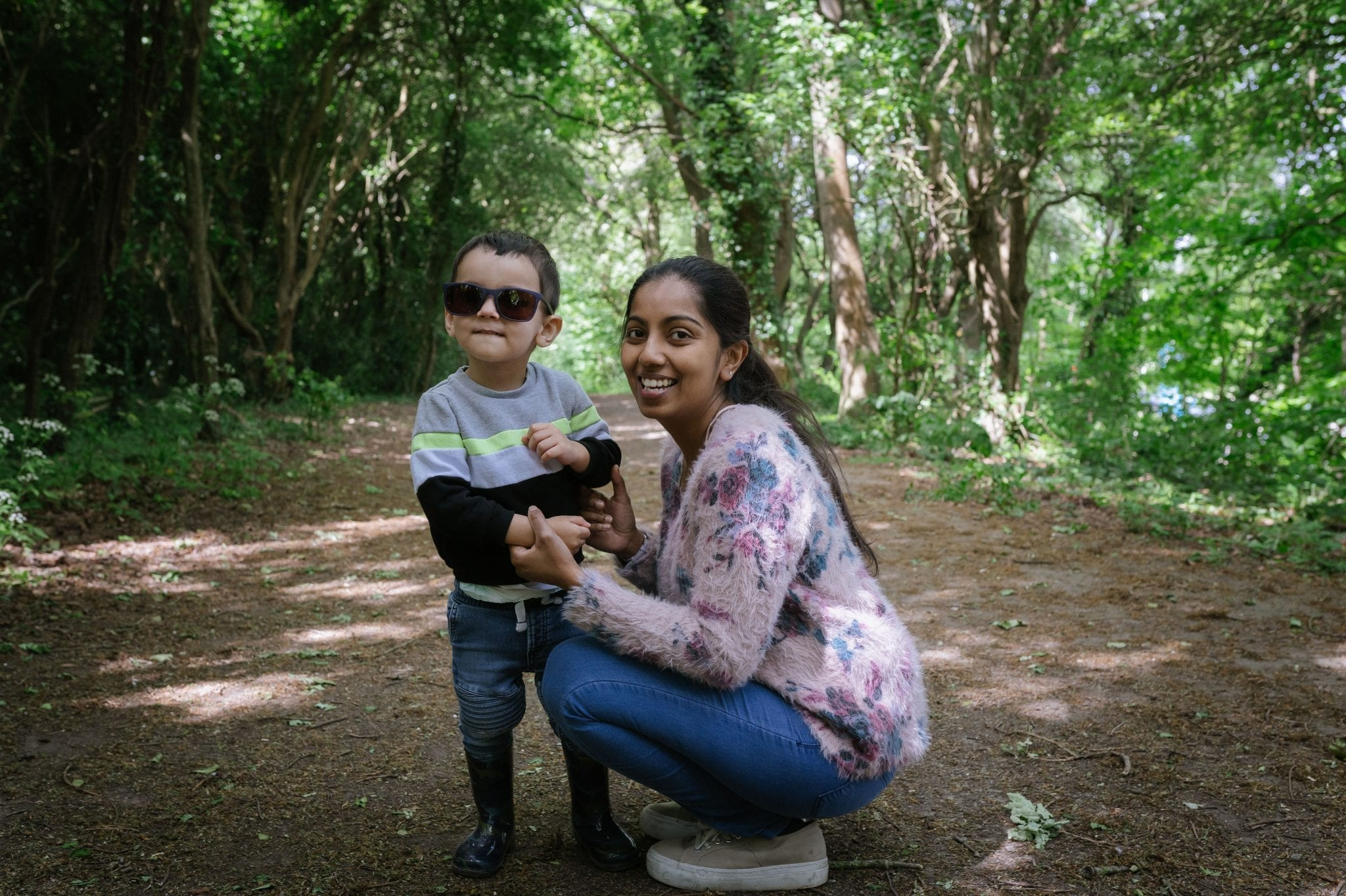 Family Photography - Mum & Son